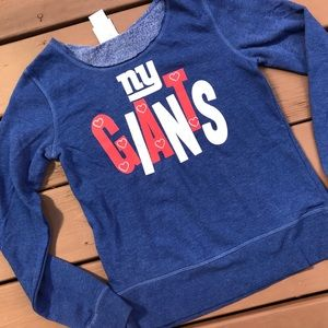 ▪️v i n t a g e || ladies NY Giants pullover▪️